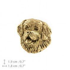 Saint Bernard head millesimal fineness 999 dog by ArtDogshopcenter Dog Lover Gifts, Dog Lovers, Bernard Dog, Dog Pin, Casket, Best Artist, Dog Supplies, Badge, Saints
