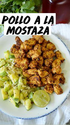 Mexican Food Recipes, Vegetarian Recipes, Cooking Recipes, Healthy Recipes, Ethnic Recipes, Comida Diy, Deli Food, Soul Food, Food Videos
