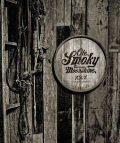 Ole Smoky Tennessee Moonshine Print By Dan Sproul