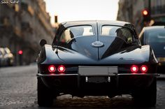 1963 Chevrolet Corvette (C2 Split-Window)