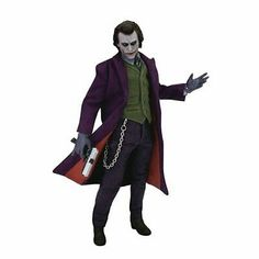 Batman The Dark Knight Joker Dynamic Action Figure Articulated Posable Heath Le 4710586071474 | eBay Batman Dark, Batman The Dark Knight, Famous Villains, Great Saiyaman, Comic Book Villains, Hunter Movie, Dynamic Action, Batman Ninja, New Nightmare