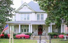 Magnolia House Bed and Breakfast, Hampton, VA