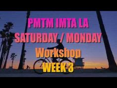 What a great 3rd week of IMTA prep! Everyone had a blast working on photo movement and now they're ready to go kill it at their photoshoots! Check out this video for a sneak peek of week 3! Week 4 is starting now so stay tuned for more updates! Check out this playlist of PMTM IMTA LA 2018  ----> https://www.youtube.com/playlist…