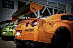 Gallery: Liberty Walk Nissan GT-R Multitude! R35 Gtr, Nissan Gtr R35, Nissan Gtr Skyline, Liberty Walk Cars, Gtr 35, High End Cars, Jeep Cars, Drag Racing, Auto Racing