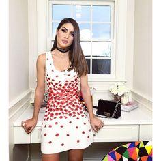 SnapWidget | Friday vibes!  Muito amor pelo vestido lindo de hoje (by @damyller) #MEUJEANSDAMYLLER #DAMYLLERFEVER
