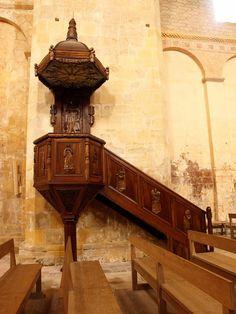 Abbaye-de-Saint-Avit-Senieur. Dordogne / Périgord, Aquitaine