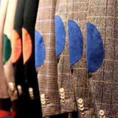 Couture Talk Magazine | Shoptiques.com | Fashion Always Repeats Itself: Elbow Patchwork
