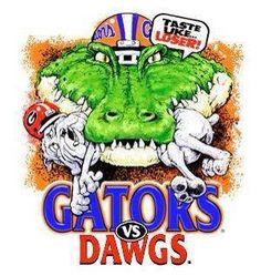 "Taste like ""Loser"". Fla Gators, Florida Gators Logo, Florida Gators Football, Florida Georgia, Gator Football, College Football, College Sport, Football Stuff, Gators Vs Bulldogs"