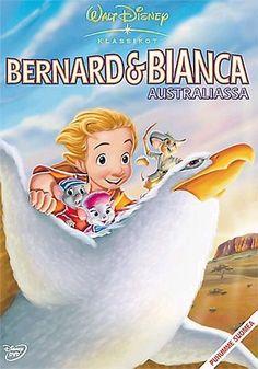 Disney klassikko 29 - Bernard ja Bianca Australiassa