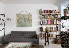 cool small living room #decor #salas