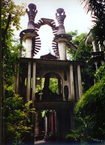 Dream Works / Can a legendary surrealist garden in mexico bl... - Care2 News Network..famous garden las pozas..in mexico...i already hav e a door way from this place..on pinterest...had no idea it was located here...check it out