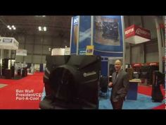 Port-A-Cool Booth 2651 AHR Expo - Day 1