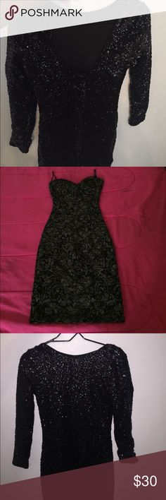 LITTLE BLACK DRESS BUNDLE (2 for 1) Two super cute little black dresses! Bundled for one price! (SEE MY CLOSET FOR DETAILS ON BOTH) Dresses