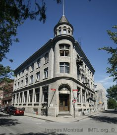 Ogilvie Building, 224 Place D'Youville, Montreal, built in 1890 Montreal Quebec, Montreal Canada, Quebec City, Building Images, Banff, Vancouver, North America, Pictures, Photos
