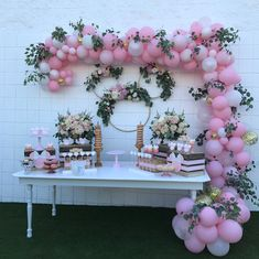 Bridal Shower Decorations 836191855800527550 - Spring Flamingo Birthday Party Source by myonceuponafairytale Flamingo Party, Flamingo Baby Shower, Flamingo Birthday, Peach Baby Shower, Shower Baby, Girl Baby Shower Decorations, Birthday Decorations, Tropical Party Decorations, Tropical Decor