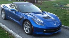 Test Drive Results 2014 Corvette Stingray Convertible