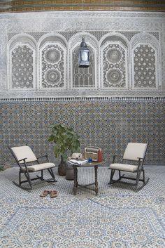...  (Fez Medina House)