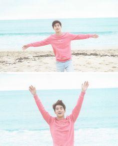 SUHO x EXO | Dear Happiness Photobook
