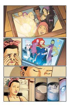 Runaways Comic, Runaways Marvel, Rainbow Rowell, Marvel Entertainment, Comic Page, Comics Online, Running Away, Marvel Universe, Marvel Comics