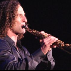 Kenny G ~ Smooth Jazz Saxophonist    Born: Kenneth Bruce Gorelick  Kenny G's career started with a job as a sideman for Barry White's Love Unlimited Orchestra in 1973 while 17 and still in high school.[7][8] He continued to play professionally while studying for a major in accounting at the University of Washington in Seattle and graduated magna cum laude. He has collaborated with various artists including Andrea Bocelli, Whitney Houston,Peabo Bryson, Aaron Neville,Toni Braxton,George…