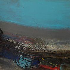 Joan Eardley at the Scottish Gallery, Edinburgh Joanna Basford, Glasgow School Of Art, Landscape Art, Creative Inspiration, Contemporary Art, Coastal, Illustration Art, Inspiring Art, Gallery