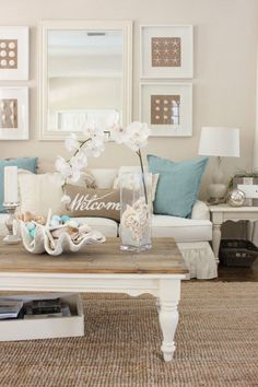 Seashore Style Home Decor Seaside Design Ideas Coastal Dining Table Beach Themed Apartment Discount Decorating For Living Rooms Decoration | BJQHJN