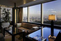 Le Park Hyatt Tokyo, icône design et cinématographique