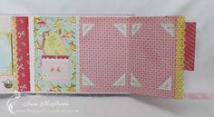 Scrapbook Album For Newborn Baby Girl - Creative Scrapbooking