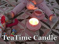 Teatime Candle