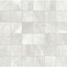 Classic High Definition Porcelain Matte Tile in Ivory