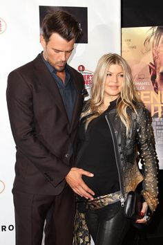 Josh Duhamel And Fergie | GRAMMY.com