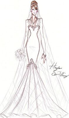 Hayden Williams Fashion Illustrations: January 2011