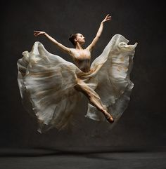 And, something magical...Lauren Lovette, Principal dancer, New York City Ballet, photo by Ken Browar and Deborah Ory, NYC Dance Project. https://www.facebook.com/nycdanceproject/