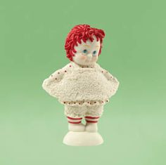 """Department 56: Products - """"Raggedy Ann"""" - View Products"""