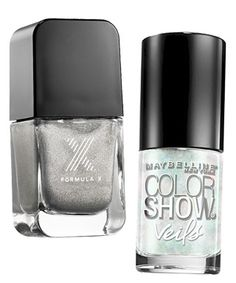 Lacquers We Love: 10 Hot Hues for Your Nails - HOLOGRAPHIC TOP COATS from #InStyle