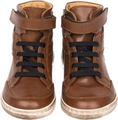 Buy Pepe Girls / Boys Eiffel Trainers in Brown at Elias & Grace. Browse this seasons cutest Girls / Boys Shoes handpicked by Elias & Grace