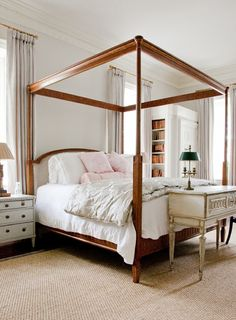 Pure and bright bedroom ideas