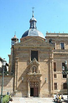 Iglesia de San Sebastián, Salamanca España.