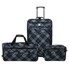 Protege 3 Piece Luggage Set