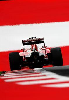 Sebastian Vettel - Ferrari - 2015 Austria GP