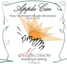 Mead Wine - NV Wild Blossom Meadery Winery Apple Cin Mead 750 mL >>> Continue to the product at the image link. Mead Wine, Honey Wine, Holiday Dinner, Cinnamon Apples, Wine Gifts, Go Shopping, Gourmet Recipes, Wines, Brewing