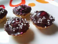 Recept na košíčky s čokoládovým krémem. Muffin, Pudding, Breakfast, Advent, Morning Coffee, Custard Pudding, Muffins, Puddings, Cupcakes