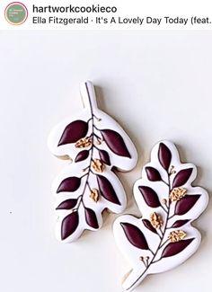 Leaf Cookies, Flourish, Enamel, Accessories, Vitreous Enamel, Enamels, Tooth Enamel, Glaze, Jewelry Accessories