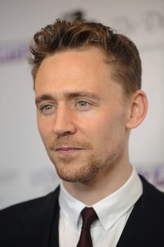 Tom Hiddleston attends the South Bank Sky Arts Awards 2013 at The Dorchester on March 12, 2013 in London, England
