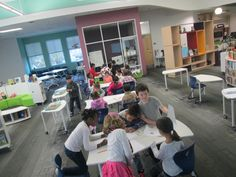 Check out the amazing learning happening at Barrow Elementary School in  Athens, GA! Get