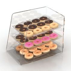 Download 3D Donuts