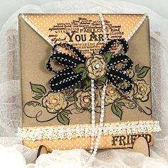 Anna marie designs Shabby Chic Cards, Vintage Shabby Chic, Crafty Projects, Projects To Try, Anna Griffin, Flower Cards, Handmade Cards, Birthday Cards, Card Making