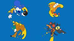 """""""Los Simpson""""  2016"""