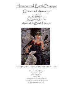 Gallery.ru / Фото #1 - HAEBH 901 Queen of Annwyn - winterstar
