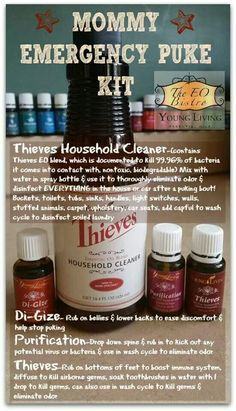 Natural Cleaning Tips with Essential Oils Doterra Essential Oils, Natural Essential Oils, Essential Oil Blends, Yl Oils, Thieves Essential Oil, Aromatherapy Oils, Essential Oil For Stomach Bug, Purification Essential Oil, Aromatherapy Recipes